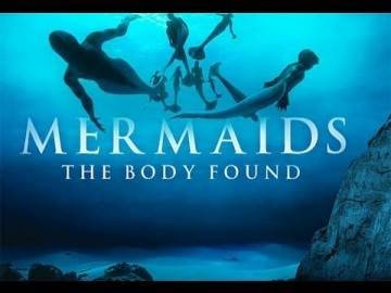 Mermaids, real footage