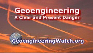 Presentation, Elites Geoengineering the Atmosphere