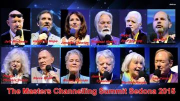 The Sedona Masters Channelling Summit 2015 – Total Group, June 7, 2015