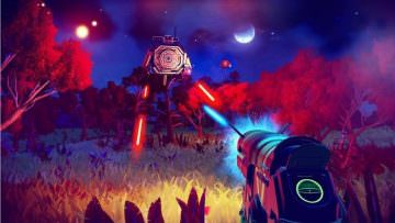 Infinite World generating Exploration game coming in 2016