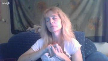 Saturday 13 Feb webinar/channeled by Kim Louise/includes channel of her daughter :)