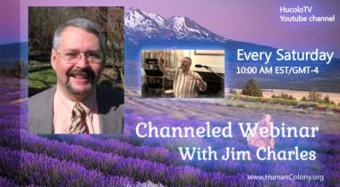 HUCOLO Webinar with Jim Charles. December 3, 2016, 11:00 AM EDT