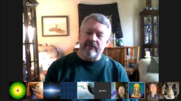 Hucolo :: Jim and Sandy about Hybrid Children, Q&A with Jim Charles. May 19 2016