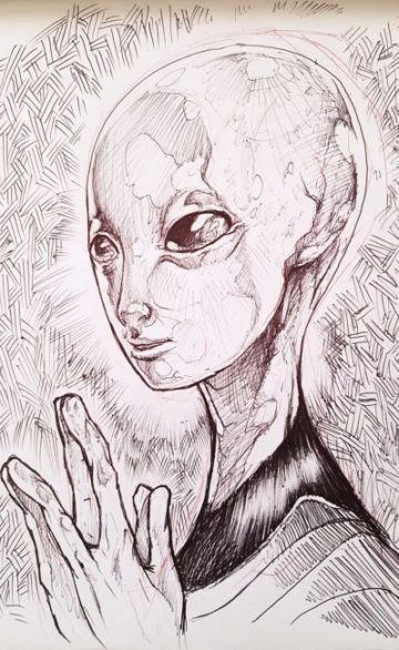 scetches by kaan 16+2