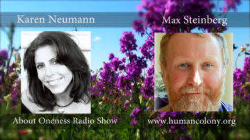 Max Interview on ABOUT ONENESS RADIO with Karen Neumann 4